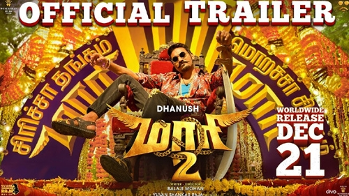 maari 2 official trailer
