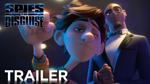spies in disguise official trailer 3
