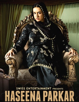 Haseena Parkar Movie Review, Rating, Story, Cast and Crew