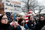 Over 8,400 Hate Crimes Reported in U.S. in 2017: FBI