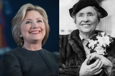 Hilary Clinton, Helen Keller Could Soon be Out of Texas Curriculum