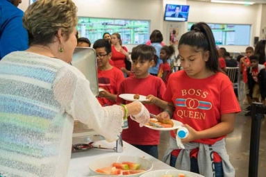 Houston Food Bank to Deliver Thousands of Meals to Children this Summer