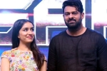Saaho Pre-Release Event: A Showy Eve with a Crowd of over 1 Lakh