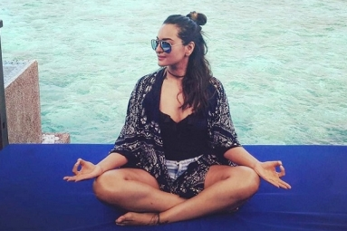 Sonakshi's latest look keeps the Heat on