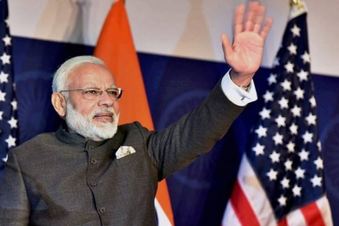 Continuous Dialogue with Indian Diaspora, Vasudhaiva Kutumbakam Are Among BJP's 2019 Manifesto Promises On Foreign Policy