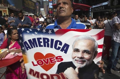 Indian Diaspora Thrilled over Narendra Modi's Possible Community Address in Houston