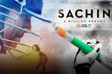 Sachin: A Billion Dreams Hindi Movie