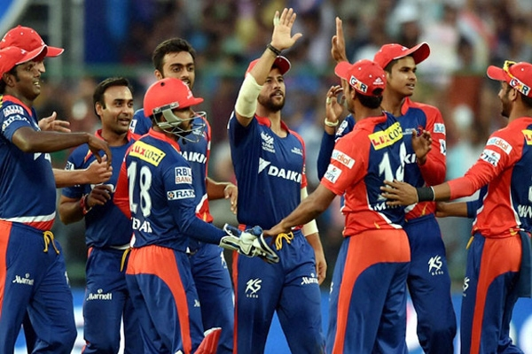 Delhi Daredevils puts a hold on Rising Pune Supergiants