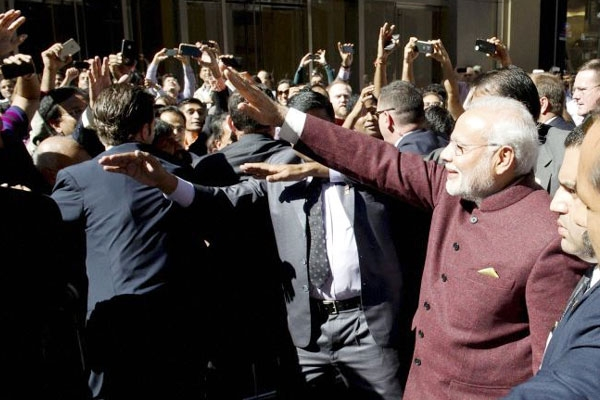 'Howdy Modi' Will Be a Momentous Event: Indian Envoy